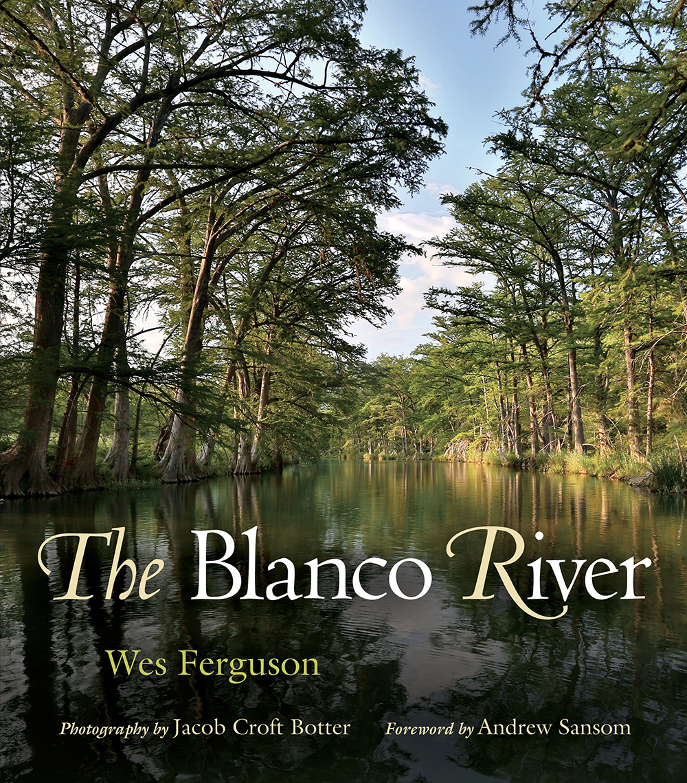 The Blanco River cover